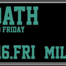THE OATH -every 3rd friday-